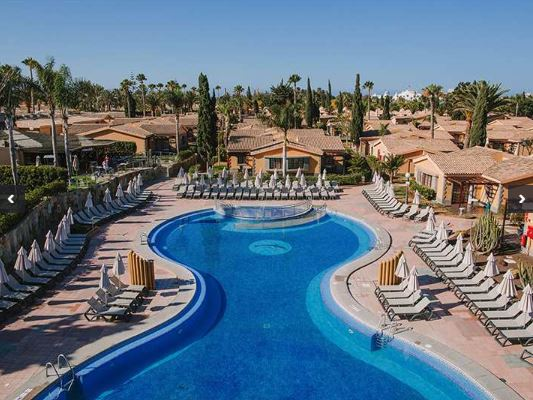 1. Maspalomas Resort by Dunas (bungalow)****